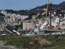 18 августа пройдут первые похороны жертв обрушившегося моста в Генуе