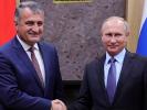 Путин встретится с лидерами Абхазии и Южной Осетии