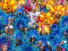 Во время карнавала в Лондоне за два дня полиция арестовала 400 человек