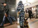 Задержан подозреваемый в убийстве полицейского в московском метро