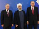 Президенты России, Турции и Ирана обсудили ситуацию в Идлибе