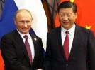 Путин провёл переговоры с председателем КНР Си Цзиньпином