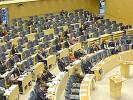 Парламент Швеции объявил вотум недоверия премьер-министру
