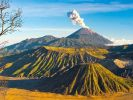 There Was a Volcanic Eruption in Indonesia