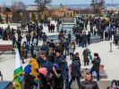 During the Protest in Ingushetia  People Began to Shoot in the Air