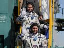 NASA:  Nick Hague and Alexey Ovchinin are Preparing for Return to Moscow after Soyuz Launch Incident
