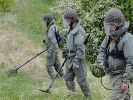 Russian Sappers Started Demining in Forests of Laos
