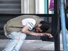 В Венгрии бездомным  запретили ночевать на улице