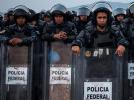 Гондурасские мигранты попытались прорваться в Мексику из Гватемалы