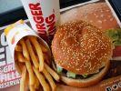 Burger King оштрафовали за непристойную рекламу