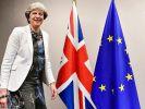 Тереза Мэй подготовила проект соглашения по Brexit