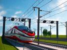 В РЖД разработали концепт первого российского высокоскоростного поезда