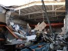 Three People Died Under the Collapsed Roof in Dzerzhinsky