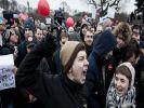 Госдума ввела наказание за вовлечение детей в митинги