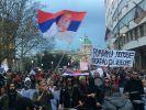 Тысячи жителей Сербии протестуют против президента страны