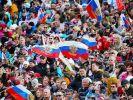 Впервые за десятилетие население России сократилось