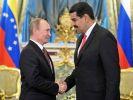 В Кремле считают лучшей политикой невмешательство в дела Венесуэлы