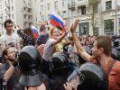 В России впервые возбудили дело о вовлечении несовершеннолетних в митинги