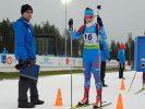 Russian Team Won Gold at the European Biathlon Championship