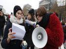 В Бельгии 8 марта женщины устроили забастовку