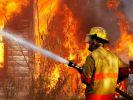 В Самаре при пожаре в частном доме погибли три человека