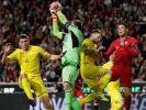 Сборной Украины по футболу могут быть засчитаны два технических поражения в отборочных матчах Евро-2020