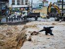 Число жертв наводнения в Иране возросло до 44