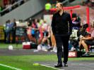 ФК «Анжи» отказался принимать отставку главного тренера