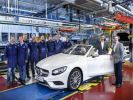 Mercedes - Benz Officially Opened the Production of it's Cars in Russia