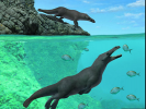 В Перу нашли останки древнего четвероногого кита