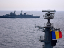 Группировка ВМС США завершила учения «Морской щит — 2019» в Чёрном море