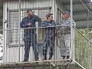 Один из бежавших в Туве заключённых задержан