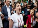Nadezhda Savchenko Has Been Released from Custody In Ukraine