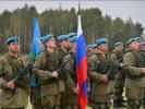 Учения с участием российских десантников проходят у границы с Украиной и Польшей