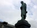 В Москве умыли бронзового Пушкина