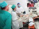 В Китае мужчине удалили опухоль весом 15 килограммов