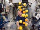НАСА отправила сегодня на МКС пасхальный сюрприз для астронавтов