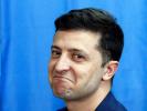 На избирательных участках в Киеве: Порошенко помолился, Зеленский зачитал рэп