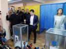 Стали известные первые результаты опросов по выборам президента Украины
