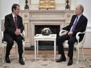 The Head of Cyprus Discussed with Putin a Solution to the Cyprus Problem