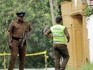 На Шри-Ланке после трёх взрывов ввели комендантский час