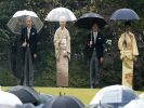 The Enthronement Ceremony of the New Emperor of Japan Ended in Tokyo