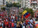 Два подростка скончались в ходе протестов в Венесуэле