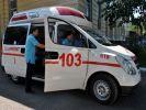 В Ташкенте автобус сбил людей на остановке: есть погибшие