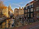 В Амстердаме запретят автомобили на бензине и дизельном топливе