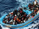 В Европу с начала года прибыли по морю 17 тысяч мигрантов