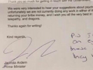 Премьер-министр Новой Зеландии отказалась провести исследование по драконам