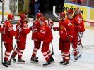 Определены полуфиналисты чемпионата мира по хоккею