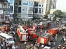 В Индии расследуют причины пожара в тренерском центре, где погибли 20 человек