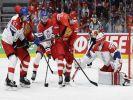 Российские хоккеисты завоевали бронзу на чемпионате мира
